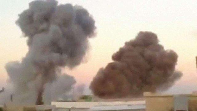 В Ізраїлі підтвердили, що по Сирії здійснено авіаудари