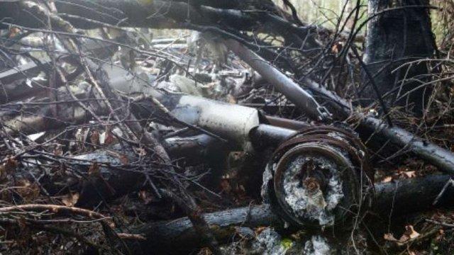 У Росії виявили останки 11 загиблих в минулорічній авіакатастрофі