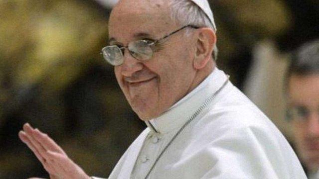 Папа Франциск привітав з Великоднем християн східного обряду