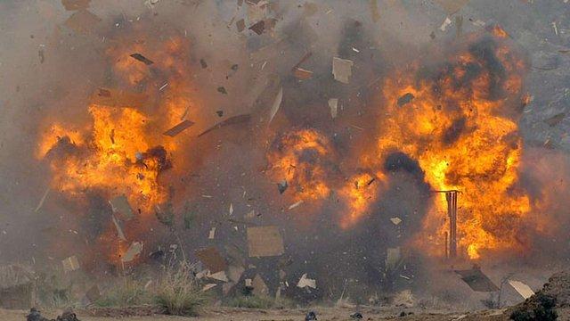 У Пакистані від вибуху загинули 10 людей