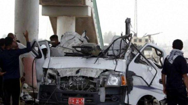 17 людей загинуло вчора від терактів у Багдаді