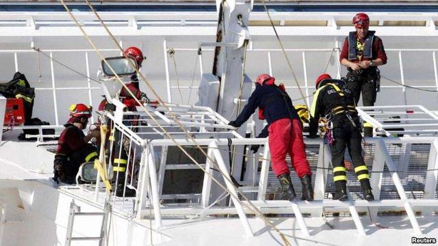 В Італії затонув суховантаж: загинули три людини