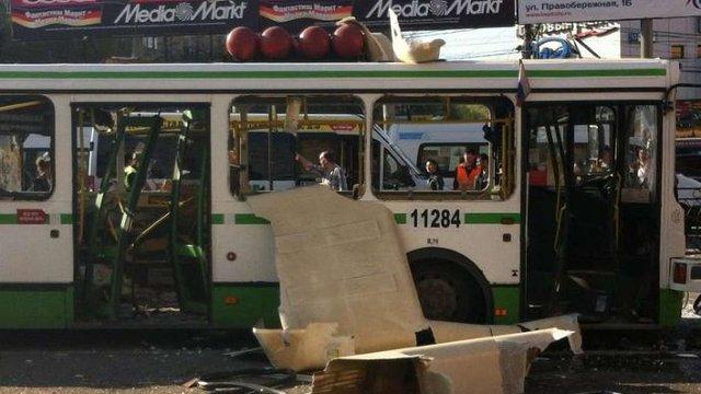 У Москві стався вибух в автобусі: постраждала жінка