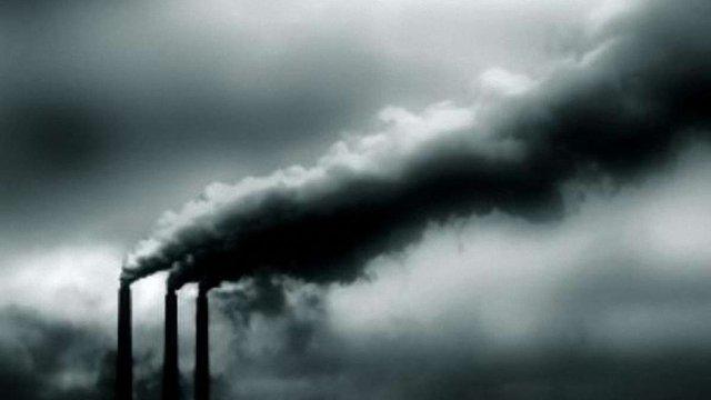 В атмосфері зафіксували рекордну концентрацію вуглекислого газу