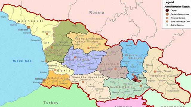 Слідча група розслідує обставини російсько-грузинської війни