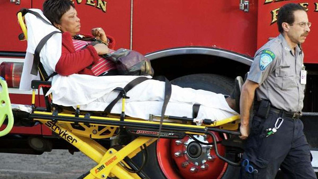 У США зіткнулися пасажирські потяги: 60 травмованих