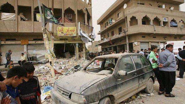 Жертвами терактів в Іраку стали 86 осіб