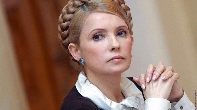 Теффт і Томбінський відзначили психологічну стійкість Тимошенко