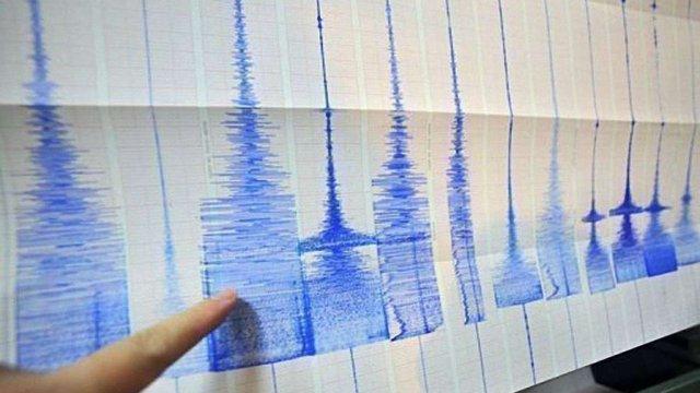 Поблизу Камчатки стався потужний землетрус