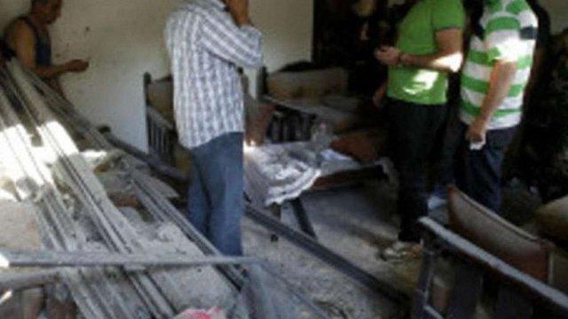 Конфлікт у Сирії відгукнувся ракетним ударом по Лівану