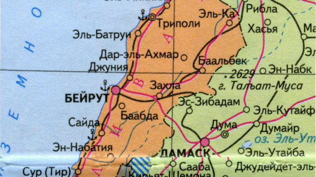 У Лівані з нічного клубу зникла українка