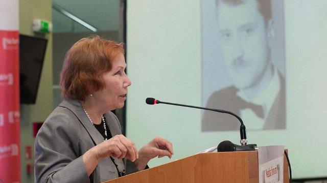 Лекція свободи Наталії Яковенко