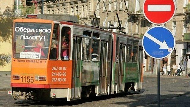 Кабмін дозволив Львову брати кредит на трамвай на Сихів