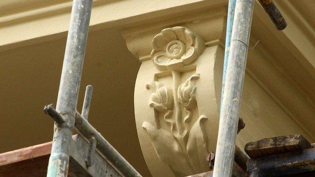 У Львові відреставрували 9 балконів на будинках XVIII та XIX ст.