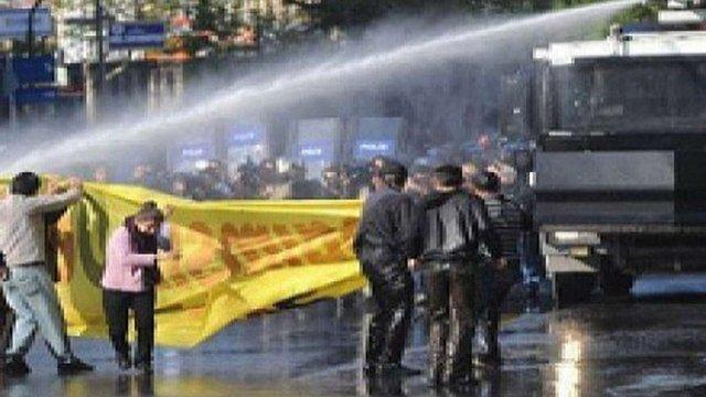Суд у Туреччині заборонив реконструювати площу Таксим