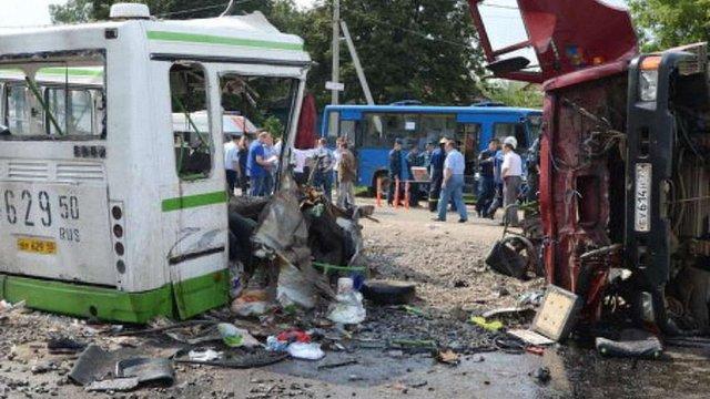 Кількість жертв ДТП у Москві сягнула 18