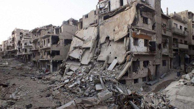 Щомісяця в Сирії гине 5 тис. осіб, - ООН