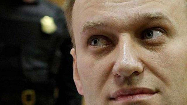 Путін може помилувати Навального, якщо той визнає провину