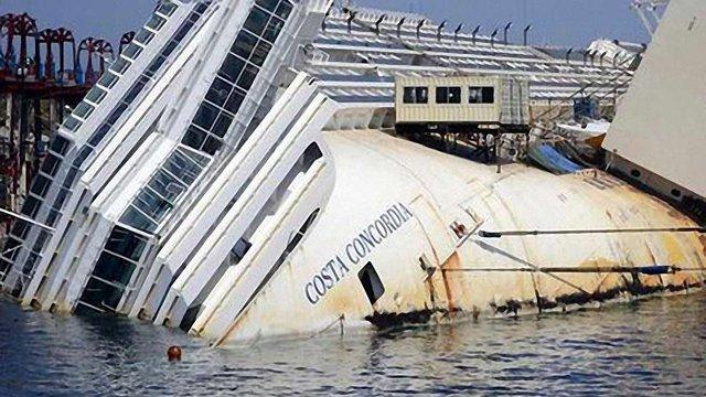 Суд оголосив вироки у справі про катастрофу лайнера Costa Concordia