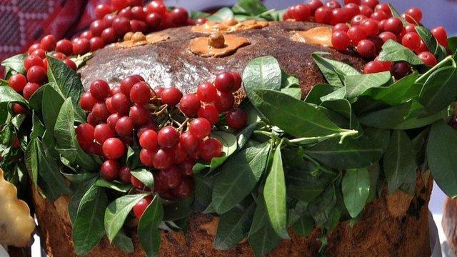 В серпні у Львові – Свято хліба