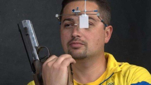 Українець завоював «срібло» на чемпіонаті Європи зі стрільби