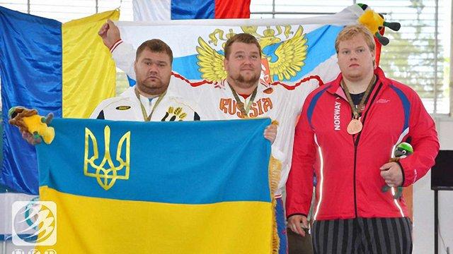 """Українські важкоатлети у Колумбії здобули ще одне """"золото"""" і """"срібло"""""""