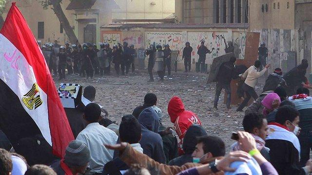 У Єгипті поблизу готелю стався вибух