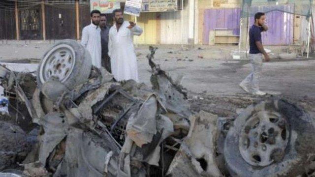 Понад 30 людей загинули від вибухів у Багдаді