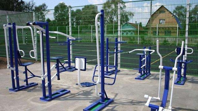 На Львівщині цьогоріч облаштують 30 сучасних спортмайданчиків