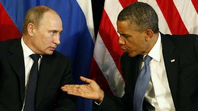 У Путіна не визнають паузи у відносинах зі США
