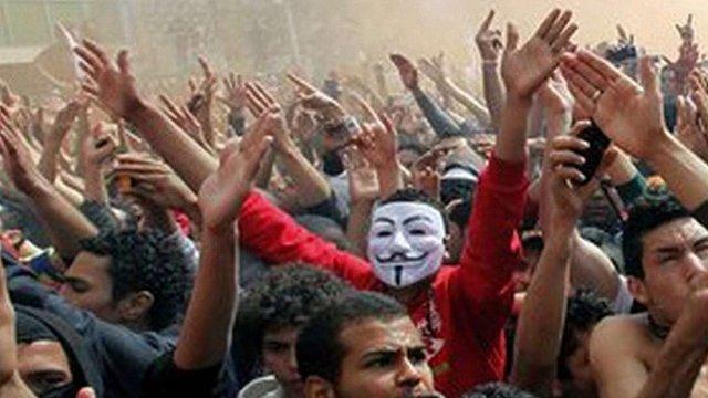Заворушення в Єгипті: служби безпеки штурмують мечеть на столичній площі