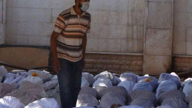 У Сирії загинули 1188 осіб внаслідок хімічної атаки