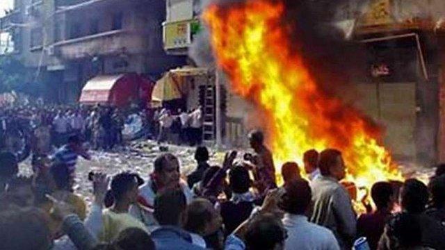 Євросоюз вирішив ввести санкції проти Єгипту