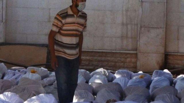 Внаслідок хіматаки в Сирії загинули 355 людей, - «Лікарі без кордонів»