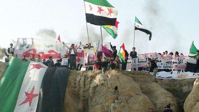 Захід готується бомбардувати сирійські урядові війська