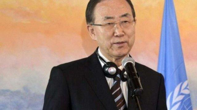 ООН треба два тижні на розгляд звіту про хімічну зброю у Сирії