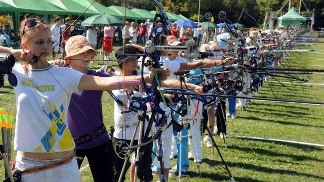 Завтра у Львові розпочнуться міжнародні змагання зі стрільби з лука