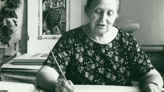 На Львівщині хочуть відзначити ювілей художниці Софії Караффи-Корбут