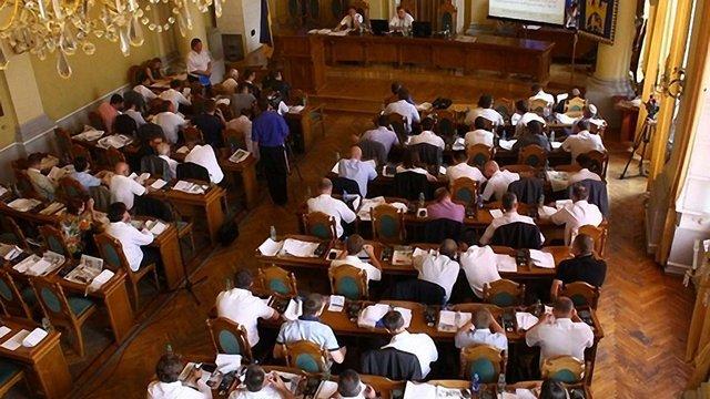Депутатів Львова закликали не зривати підписання угоди у Вільнюсі