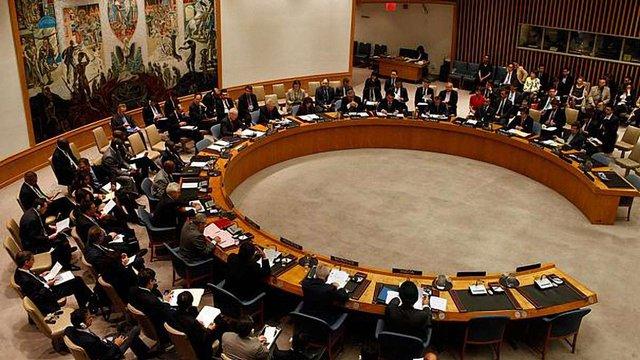 Рада Безпеки ООН прийняла резолюцію щодо знищення хімзброї в Сирії
