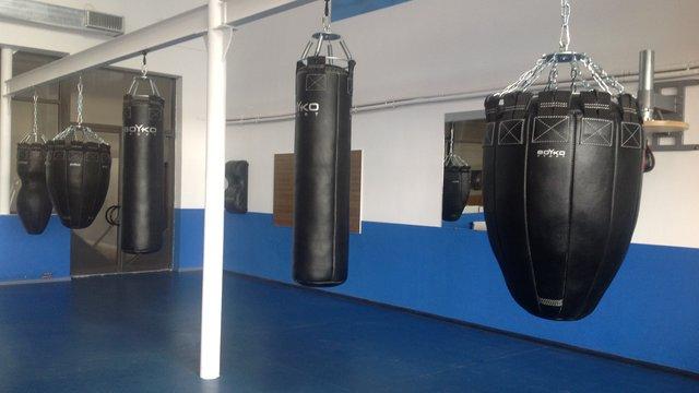 Андрій Котельник відкрив у Львові боксерську школу. Фото