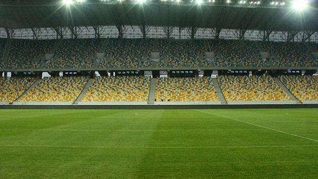 Укрспортарени досі не отримали рішення ФІФА щодо Арени Львів, – Сімак