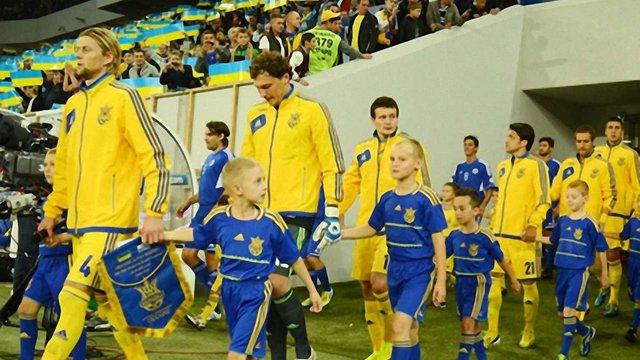 Матч Україна-Польща у Харкові пройде з глядачами, – Суркіс