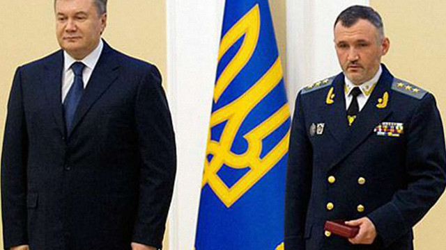 Янукович призначив Кузьміна заступником секретаря РНБО
