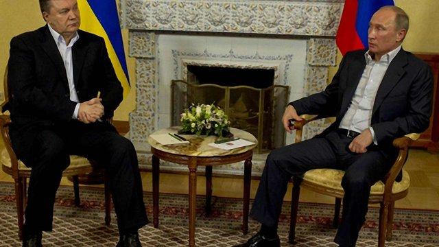 """Чому Путін не зміг """"вмовити"""" Януковича"""