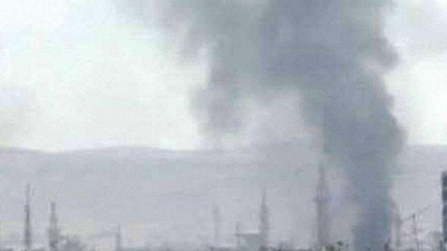 Теракт в Сирії: понад 30 загиблих, десятки поранених