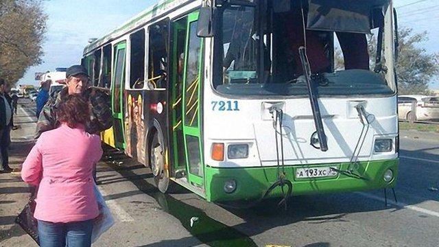 Вибуховий пристрій в автобусі у Волгограді активував смертник. Фото