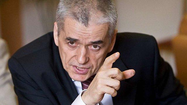Онищенко став помічником Медведєва