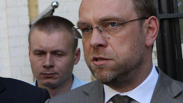 ГПУ заарештувала Сергія Власенка