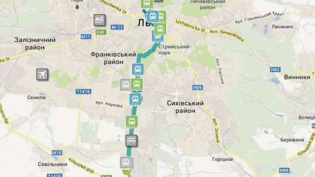 У Львові почали он-лайн спостереження за маршрутками